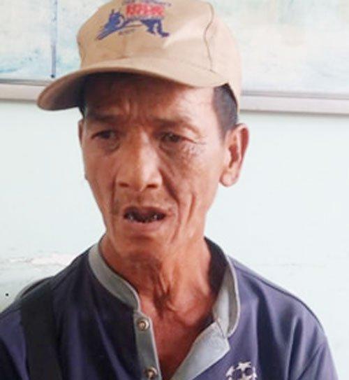 Anh Trần Quốc Cường xin thoát nghèo