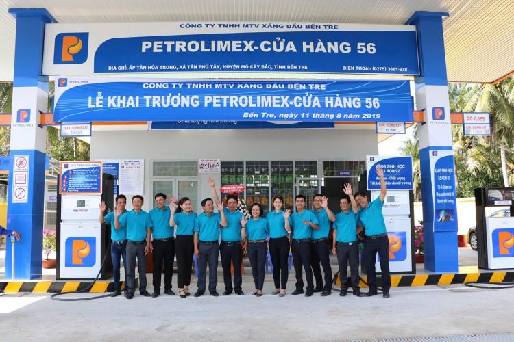 Đổi tên cửa hàng xăng dầu và hình ảnh biển tên