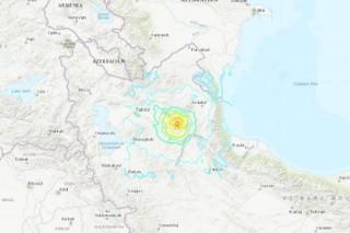 Động đất tại Iran làm 5 người chết, gần 300 người bị thương