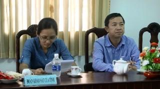 Khảo sát việc thực hiện nghị quyết số 20 và 21 của Ban Chấp hành Trung ương Đảng khóa XII