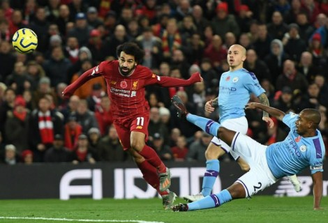 Vòng 12 Ngoại hạng Anh:  Liverpool và MU giành chiến thắng