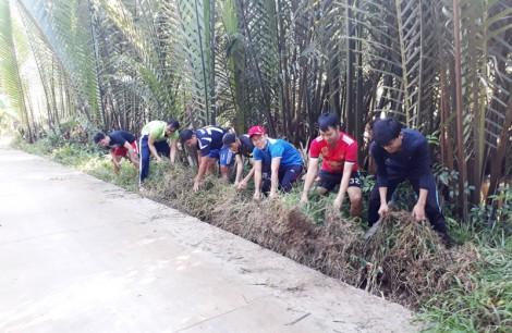Bảo vệ môi trường trong xây dựng nông thôn mới