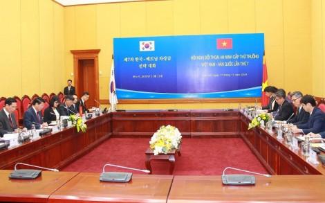 Đối thoại An ninh cấp Thứ trưởng Việt Nam-Hàn Quốc lần thứ 7
