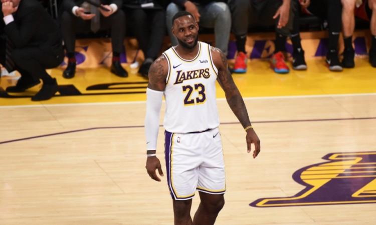 Kết quả NBA ngày 11-11-2019: LA Lakers mất chuỗi thắng