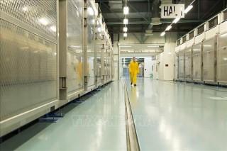 IAEA xác nhận Iran đang làm giàu urani tại Fordow