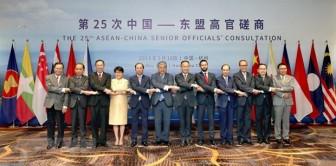 ASEAN và Trung Quốc tăng cường hợp tác văn hóa, xã hội và kinh tế