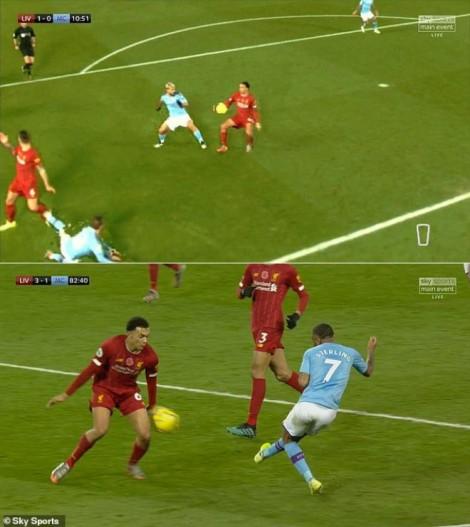 VAR bị tố thiên vị Liverpool trong trận gặp Man City