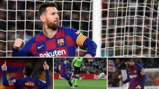 Messi có tần suất ghi bàn hiệu quả nhất