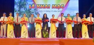 Khai mạc hội chợ triển lãm các sản phẩm dừa năm 2019