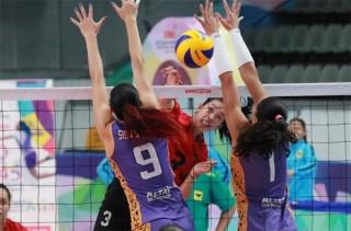 Đội tuyển bóng chuyền nữ Việt Nam dự SEA Games 30 gia tăng thêm Trần Thị Thanh Thúy
