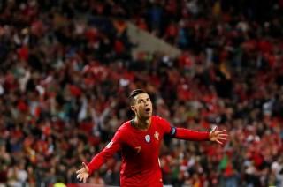 Vòng loại euro 2020:  Bồ Đào Nha đánh bại Lithuania 6-0