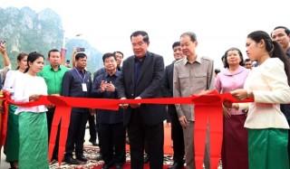 Campuchia đặt mục tiêu ngừng phụ thuộc vào ximăng nhập khẩu