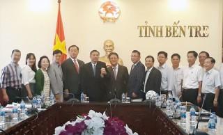 Chủ tịch UBND tỉnh tiếp đoàn nhà đầu tư Hàn Quốc