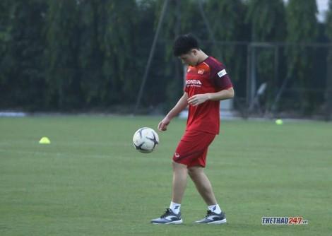 Trung vệ Trần Đình Trọng không tham dự SEA Games 30