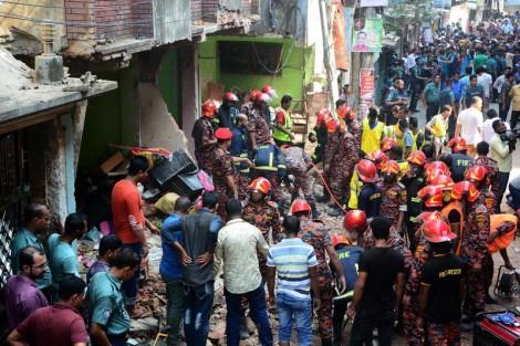 Nổ đường ống dẫn khí đốt gây nhiều thương vong ở Bangladesh