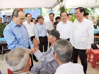 Ngày hội Đại đoàn kết toàn dân tộc ấp Phú Mỹ