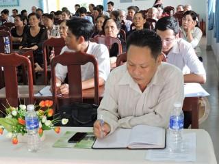 Sơn Phú tập trung xây dựng nông thôn mới