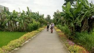 An Phú Trung hoàn chỉnh các tiêu chí xã nông thôn mới
