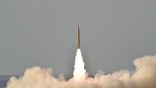 Pakistan bắn thử tên lửa đạn đạo có khả năng mang đầu đạn hạt nhân