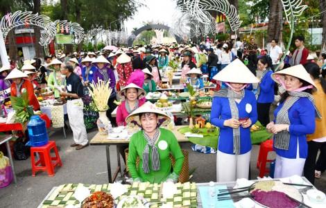 """Thạnh Phú đạt giải nhất Liên hoan """"Ẩm thực xứ Dừa"""""""