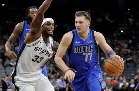 Kết quả NBA ngày 19-11-2019: Luka Doncic, Paul George tỏa sáng