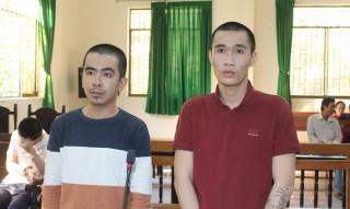 Nghiện ma túy đi trộm cắp, 2 bị cáo lãnh án tù