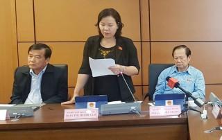 Thảo luận Dự án Luật Hòa giải, đối thoại tại tòa án