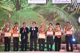 Bế mạc Lễ hội Dừa lần thứ V năm 2019