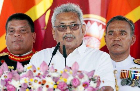 Thủ tướng Sri Lanka từ chức, tân Tổng thống lập chính phủ mới