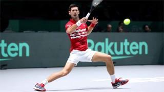 Djokovic, Nadal, Murray tỏa sáng ở Davis Cup 2019