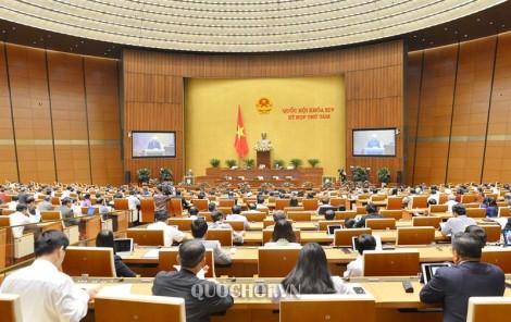 Thông cáo số 24 Kỳ họp thứ 8, Quốc hội khóa XIV