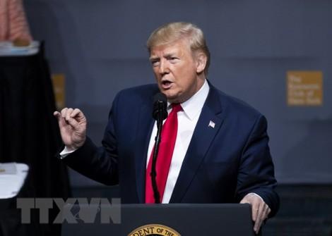 Tổng thống Mỹ sẽ công khai tài chính trước cuộc bầu cử năm 2020