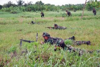 Ban Chỉ huy Quân sự huyện Ba Tri dẫn đầu phong trào thi đua Quyết thắng