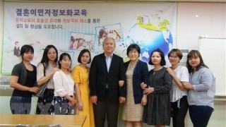 Hàn Quốc mở đường dây nóng 13 ngôn ngữ bảo vệ cô dâu ngoại quốc