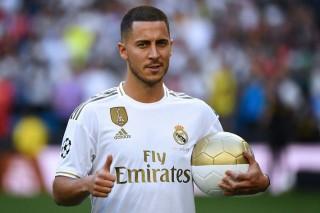 Tin bóng đá 22-11-2019: Hazard thừa nhận một khó khăn ở Real Madrid