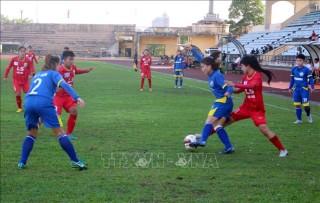 Khai mạc Giải Bóng đá nữ vô địch U19 quốc gia năm 2019
