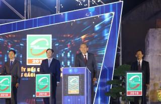 Phó Thủ tướng Trương Hòa Bình dự khai mạc Techdemo 2019