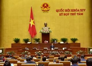Thông cáo số 26 Kỳ họp thứ 8, Quốc hội khóa XIV