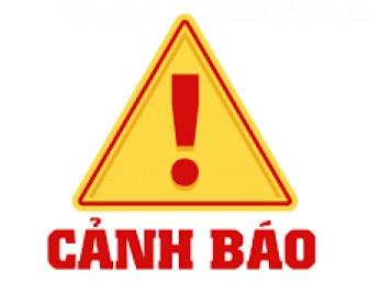 """Cảnh báo đã xuất hiện các hình ảnh về """"Đường lưỡi bò"""" trên các thiết bị điện"""