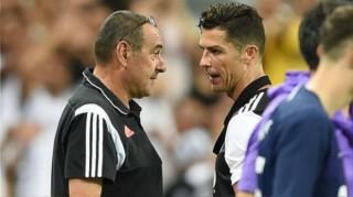 Ronaldo tái xuất xóa tin đồn mâu thuẫn HLV Juventus