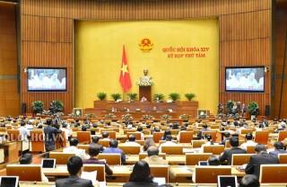 Thông cáo số 27 Kỳ họp thứ 8, Quốc hội khóa XIV