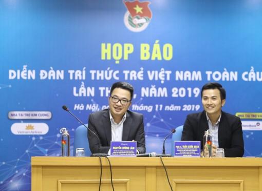 Diễn đàn trí thức trẻ Việt Nam toàn cầu năm 2019