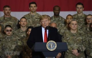 Tổng thống Trump khẳng định đàm phán Mỹ-Taliban đã được nối lại