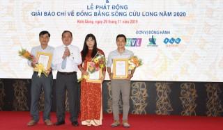 22 tác phẩm đạt giải báo chí viết về đồng bằng sông Cửu Long