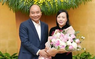 Thủ tướng biểu dương nguyên Bộ trưởng Bộ Y tế Nguyễn Thị Kim Tiến