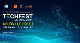 TECHFEST năm 2019 tại Quảng Ninh