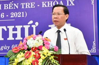 Khai mạc Kỳ họp HĐND tỉnh lần thứ 14