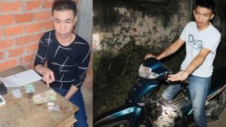 Bắt hai đối tượng mua bán trái phép chất ma túy