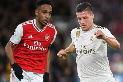 Tin bóng đá 7-12-2019: Real Madrid và Arsenal tính trao đổi tiền đạo
