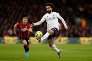 Mohamed Salah đánh dấu trận thứ 100, ghi 63 bàn thắng tại Premier League